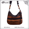 Alibaba China Fashion Name elegant Hot Selling Trend Lady Leather Handbag