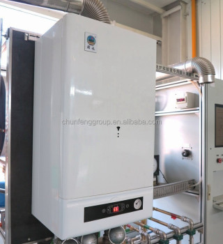 Wall Hung Gas Fired Boiler For Apartment And Water Heating