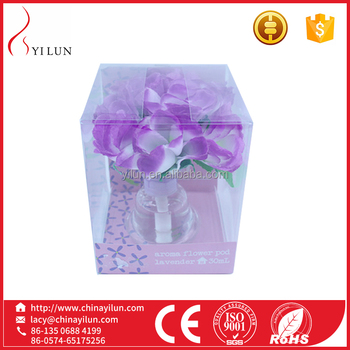 Factory Supplier Eco-Friendly Beautiful Flower Scent Diffuser