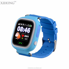 Best quality sleeping monitor electronic fence SMS baby student kid smart watch