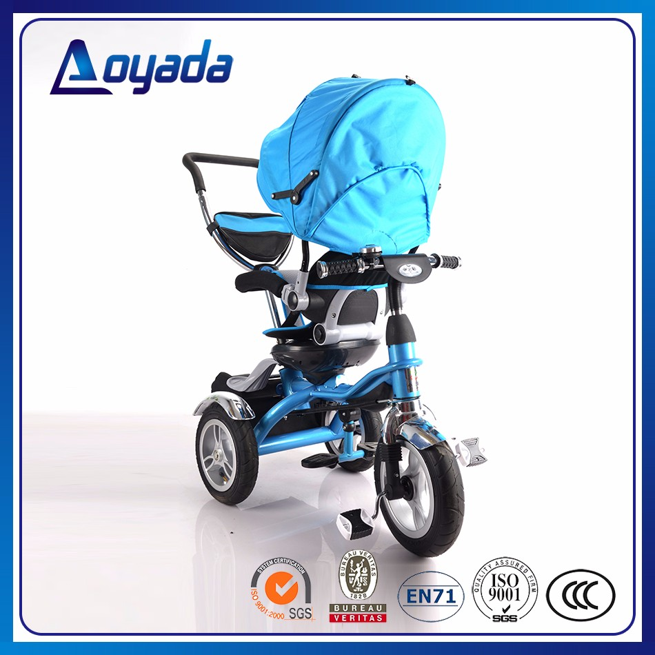 Hot selling cheap kids 3 wheel tricycle for baby and child tricycle 2017
