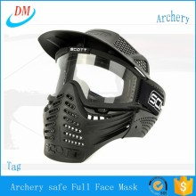 unique kids outdoor war gamed archery game mask