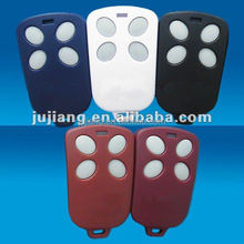 Adjustable frequency wireless auto scan remote controller