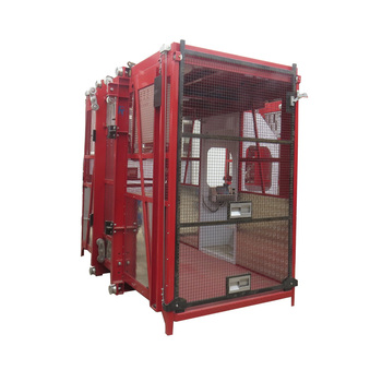 SC200 Construction hoist and Elevator for lifting building material