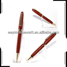 Promotional Wooden linc ball point pens