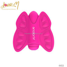 butterfly shaped wave sex toy pussy plug for women for retail