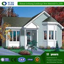 new model green luxurious villas designs with high quality house