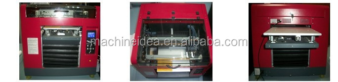 guangzhou A3 digital flatbed printer