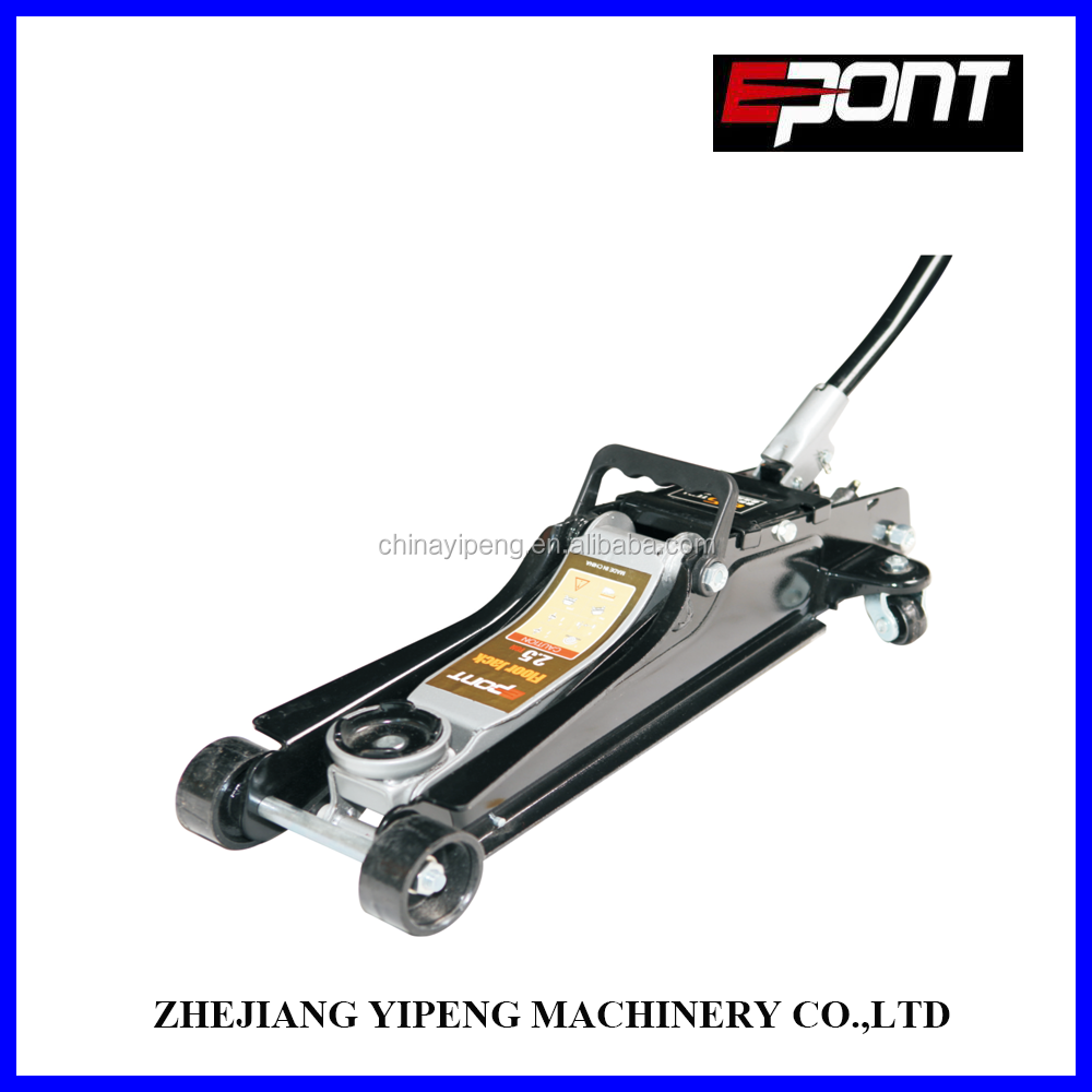 High Quality New China Supply Car Using 2.5Ton Mechanical Hydraulic Floor Jack