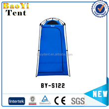 Convenient automatic roof top shower tent dressing room