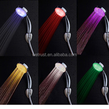 7 Color Hand Held LED Shower Head