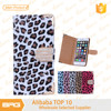 Price Cheap phone Cover for apple iPhone6 4.7 , leather case for iphone6, leopard leather for iphone6 case