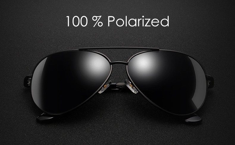 2016 Men Pilot Polarized Sunglass Fashion Aviation Driving Sunglasses Sport Sun Glasses For Men Oculos de sol masculino CC0563