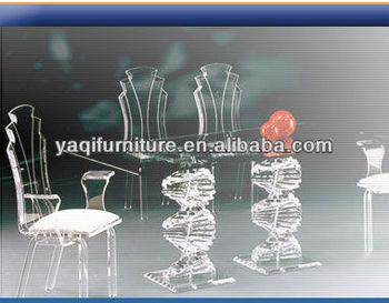 Clear Acrylic Dining Wedding Chair