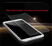 9h milo ultra thin anti shock scratch resistant premium tempered glass screen protector for Note 4