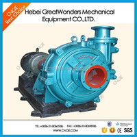 GZJ Stainless steal/cast iron slurry pump indonesia/malaysia/india