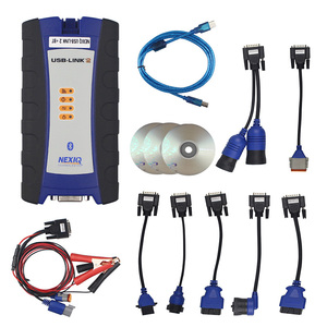 NEXIQ2 USB Link Diesel Truck Diagnostic Tool With Full Set NEXIQ 2 USB Link With Software Heavy duty truck scanner