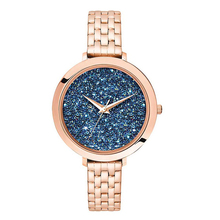 Wrist watch 316l stainless 3atm water resistant lady quartz analog watch women girls
