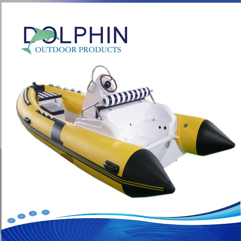 2016 Fashion PVC Hull Material rescue boat