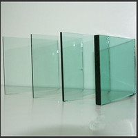 smart glass/tinted float glass/ decorative glass