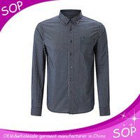 Fashion man shirt casual turkey stripe button spring 2015 alibaba