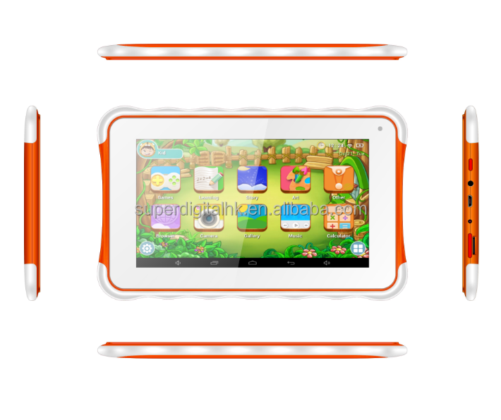 china made 7 inch tablet pc factory for kids study