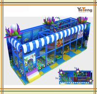 Indoor Used Soft Play Toys & Structures Type Material Indoor playground Equipment for kindergarten/preschool