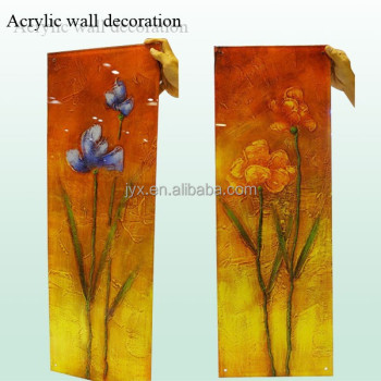 Hot Selling Modern UV Printing Acrylic Wall Prints for USA market