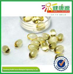 GMP green health Anti Cancer Garlic Oil Softgel China supplier