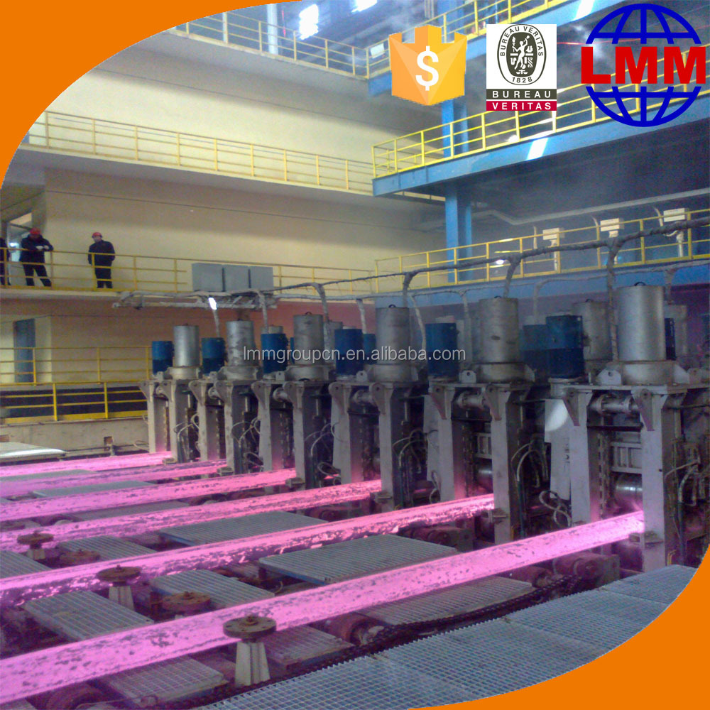 LMM Continuous casting machine production Billet Capacity is 25000-70000t/Year with low investment from China