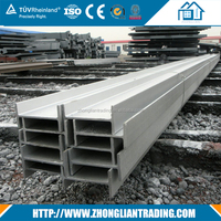 Steel profiles metal structural steel i beam price
