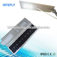 all in one solar street outdoor 5w-60w all in one solar led street lights With Cheap Price