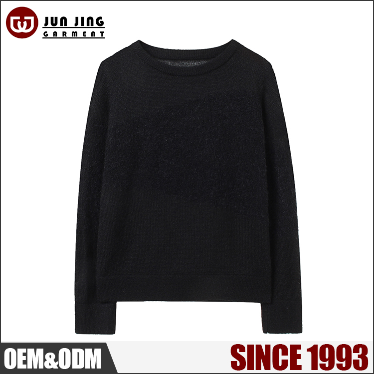 OEM Wholesaler china products apparel new design girl knitted women pretty wholesale sweater