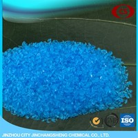 feed grade copper sulphate blue salt