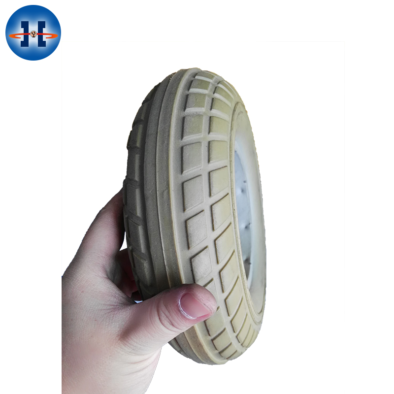 2.50-4 PU foam wheel / 8 inch PU foam tyre
