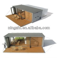 container house interior design