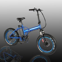 Electric fat bike Chinese small folding electric bicycle