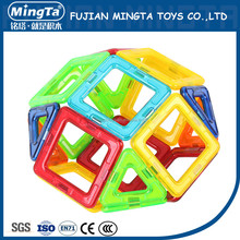 Wholesale Kids Magnetic Building Blocks Toys with ABS material