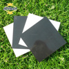 JINBAO white black 2 side glue 31x45cm 18'' pvc photo album sheet price