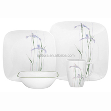 Hot dinnerware set melamine dinner set,lead free dinnerware