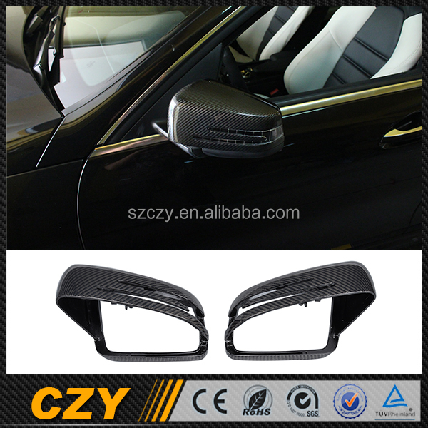 Carbon Replacement W204 Mirror Cover For Mercedes W176 <strong>W117</strong> W246 X156 W204 W212 W218 W221 X204