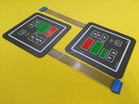 Membrane Keypad Switches Use for Kitchen Equipment