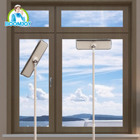HOUSEHOLD SPRING JOINT TELESCOPIC POLE WINDOW SQUEEGEE WINDOW CLEANER