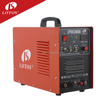 Lotos LTPDC2000D 3 in 1 AC Motor Motor Type and New Condition ac/dc inverter tig/mma/ pulse welder