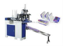 Paper lunch box forming machine