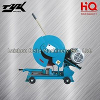 Abrasive Disc Cutter for Angle Iron or Bar