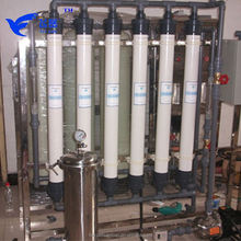 Stainless Steel Ultrafilter For Mineral Water Treatment