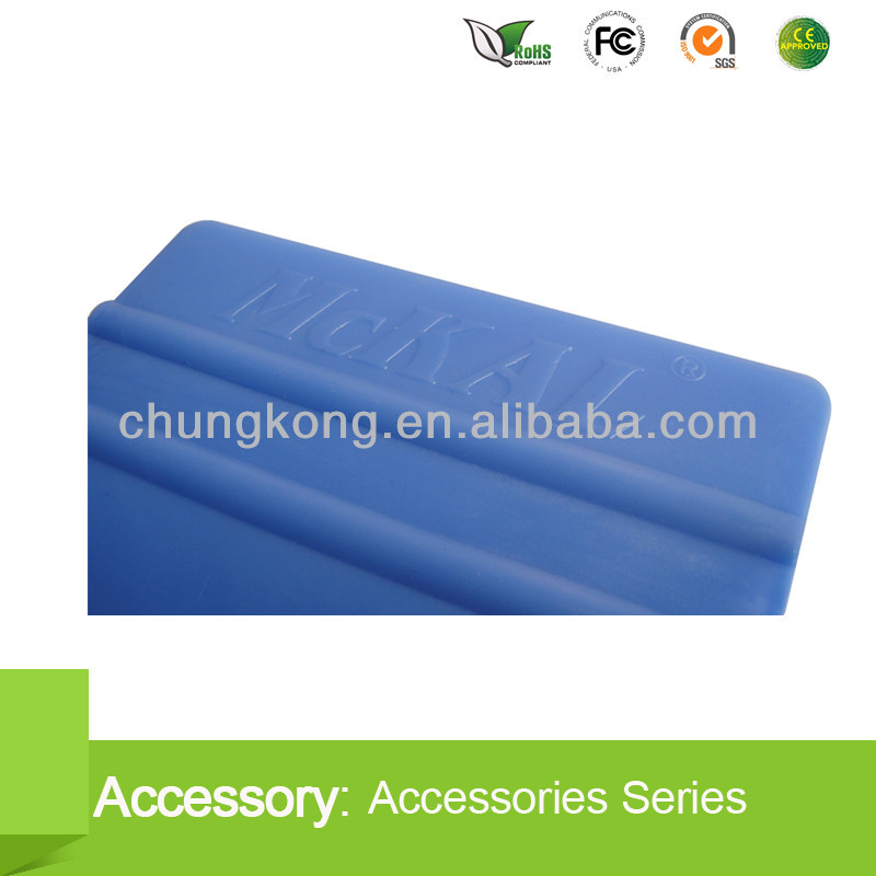 Customized car silicone squeegee manufacturer Mckal