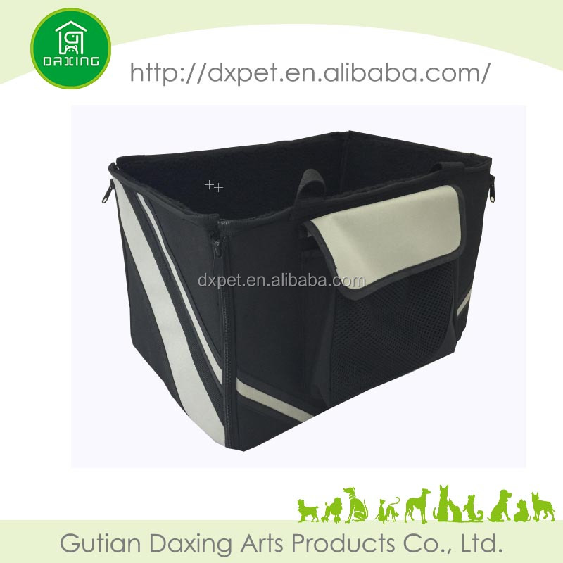 Front Rear Bicycle Bike Basket Crate Pet Carrier