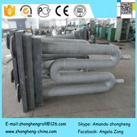 Centrifugal casting W type gas fired Radiant tube